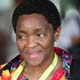 Bathabile Dlamini Image by: THEMBINKOSI DWAYISA